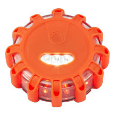 NIGHTSEARCHER PULSAR AAA RED HAZARD WARNING LIGHT