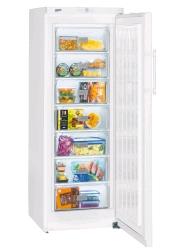 Liebherr Upright Freezer 224L/7.9cu ft Smart Frost 7 Compartment H1644 W600 D630