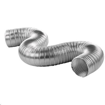 """Manrose 4"""" 1.5mtr Aluminium Flexible Ducting Hose"""