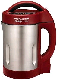 Morphy Richards Soup Maker 1.6l Capacity Red
