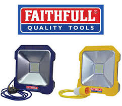 Faithfull 240V SMD LED Tasklight