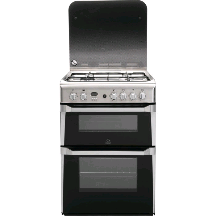 Indesit Gas Cooker ID60G2X
