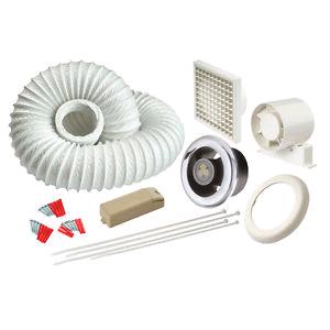 Manrose LED In-Line Showerlight Kit