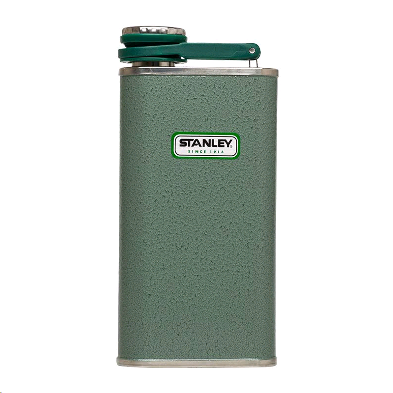 Stanley Classic 0.23L Pocket Flask Green