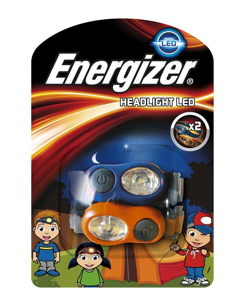 Energizer Kids Headlight LED Twin Pack