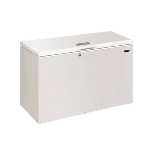 Iceking CF390W Chest Freezer 14Cu.ft/ 390Litres  H916 x W1300 x D698 mm A+ 3 Baskets