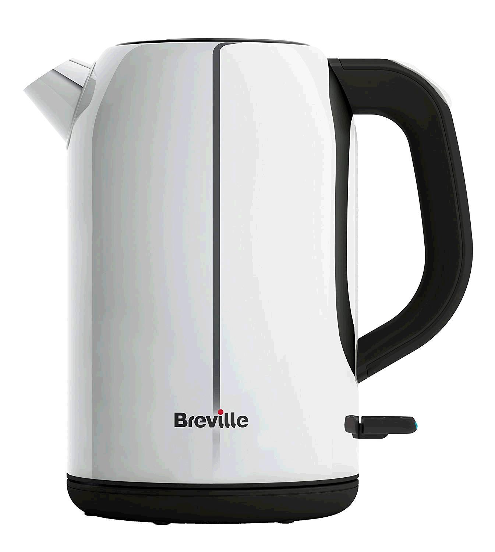 Breville Outline Jug Kettle Polished Stainless Steel 1.7ltr 3Kw