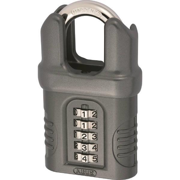 Abus Closed Shackle 65mm Combination Padlock
