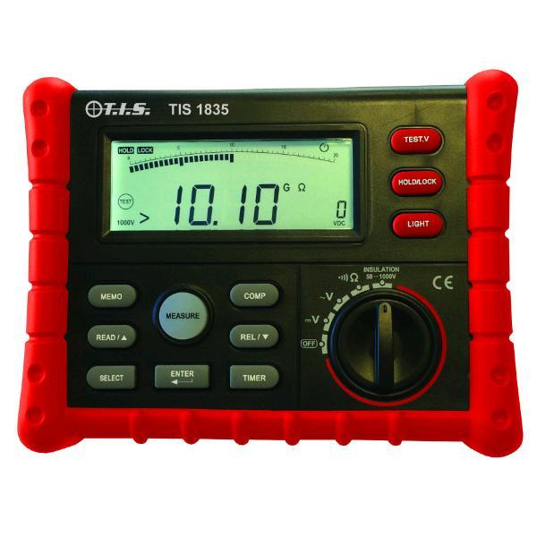 TIS 1835 Insulation Tester