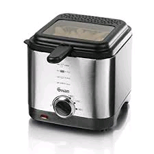 Swan 1.5Ltr Stainless Steel Fryer 900w