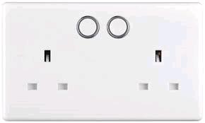 BG NX 13A 2G SW SKT HC Smart Power Socket