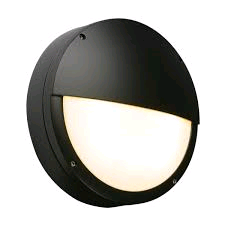 Saxby Beck 2D 16W Black Eye Lid Fitting IP65
