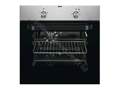 Zanussi Built in Single Oven& Grill Stainless Steel