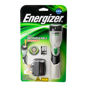 Energizer LP49811 Accu Rechargeable Emergency Torch S5300