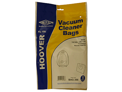 Hoover Cleaner Bags for Purepower Upright Pack of 5