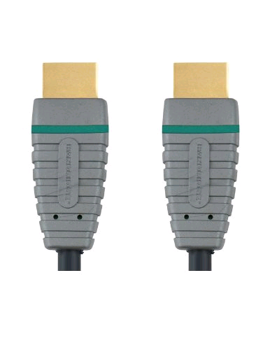 Bandridge HDMI Cable 5mtr 3D Compatible MID RANGE + Ethernet