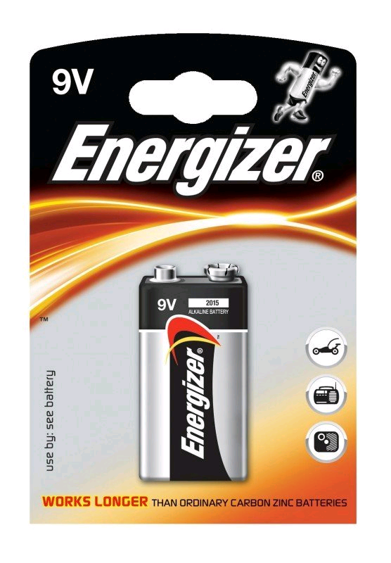 Energizer Battery 9V S8996