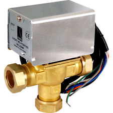 Honeywell 22mm Mid Postion 3 Port Diverter Valve