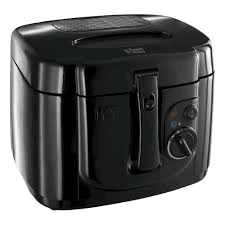 RUSSELL HOBBS Black Deep fryer 2.5 ltr oil