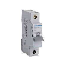 Hager 50a SP B Rated MCB