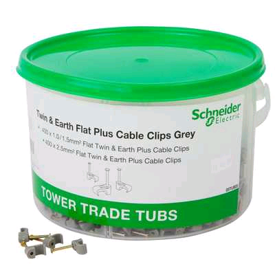 Thorsman Trade Tub 1.5mm & 2.5mm Clips