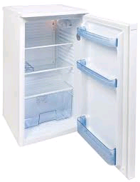 Amica Larder Fridge 49cm Wide in White