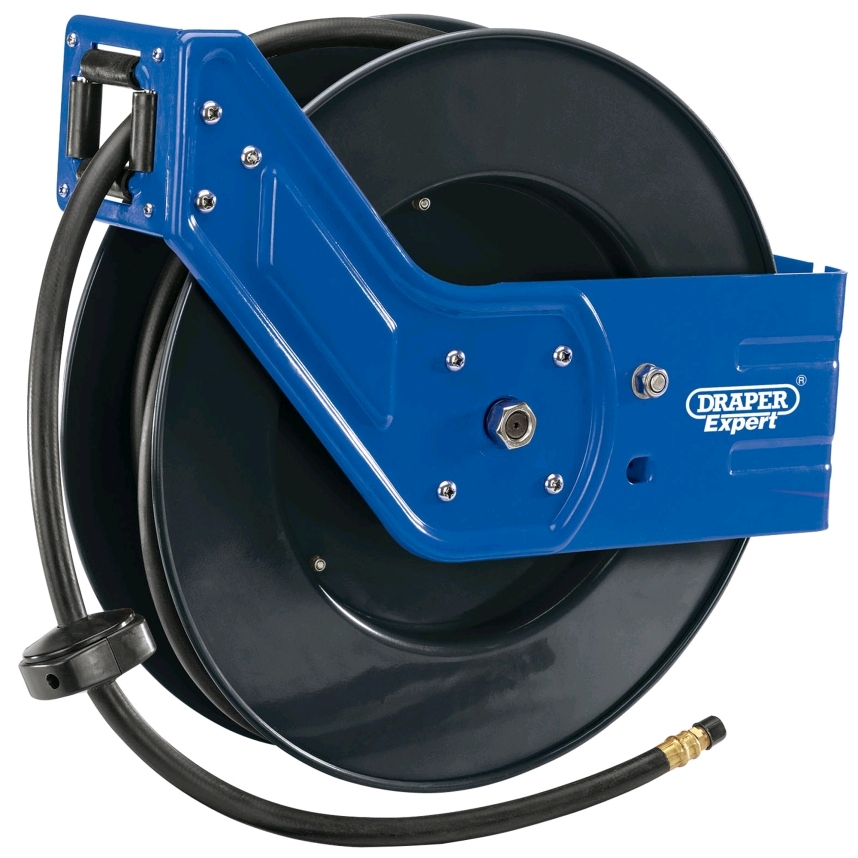 Draper 15m Retractable Air Hose Reel