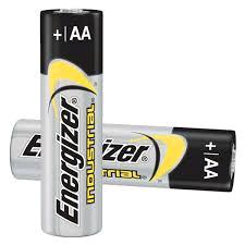 Energizer AA Industrial Battery (Pk 4)