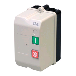 CED DOL Starter 240v AC3 4Kw 5.Hp 16a IP65 without Overload