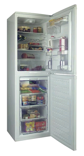Beko Fridge Freezer FFree 6.4+4.6 White H190.6 W59.9 D60cm