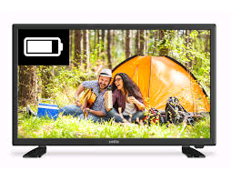 Cello 22Inch Full HD LED Traveller TV with DVD Built in