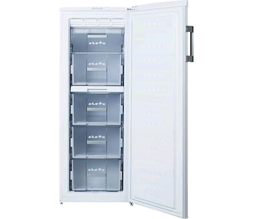 Blomberg Frost Free Tall Freezer H145.5cm W54.5cm D59.5cm