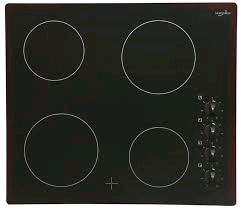 Statesman 4 Zone Ceramic Hob with Dial Control
