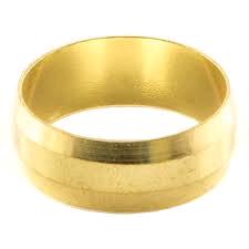 Brass Olive 25mm