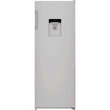 Beko Larder Fridge Silver H145.5 W54.5 non plumbed Drinks Dispenser