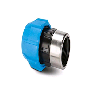 "Polypipe 25mm MDPE x 1/2"" Female Adaptor"