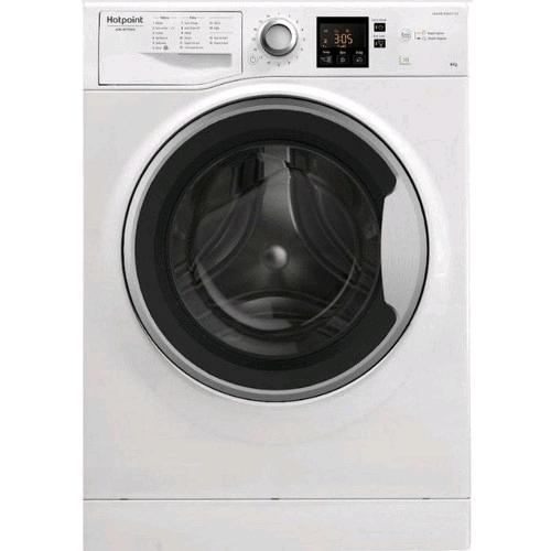 Hotpoint NSWE963CWS Washing Machine 9kg 1600 Spin Speed