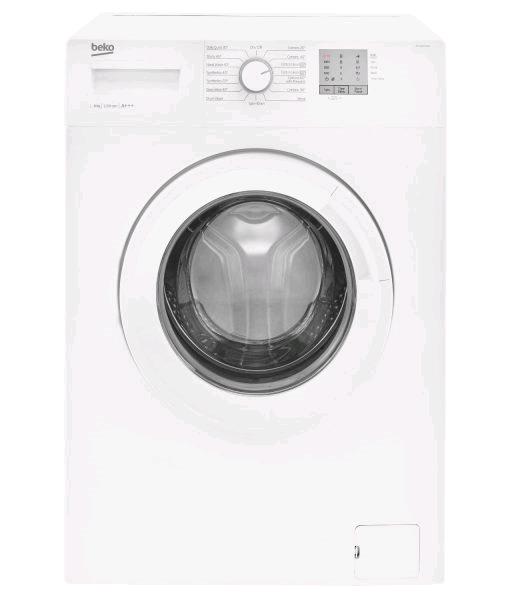 Beko Washing Machine 6kg 1200 Spin Speed Slimline Depth