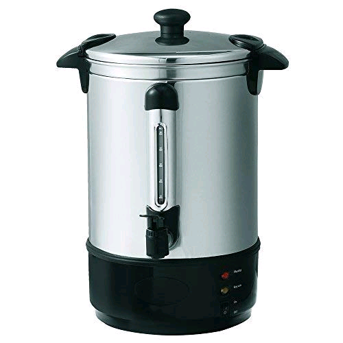 Gourmet 8.8L Hot Water Urn 950w 35 Cup Capacity