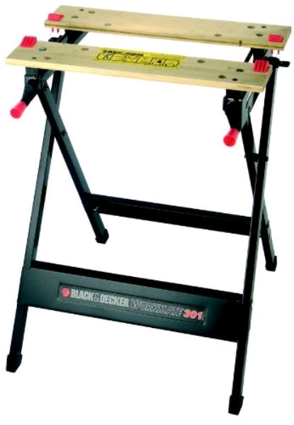 Black & Decker Workmate Bench