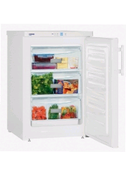 Liebherr Upright Freezer 98L/3.5cu ft Smart Frost 3 Compartment H851 W553 D624
