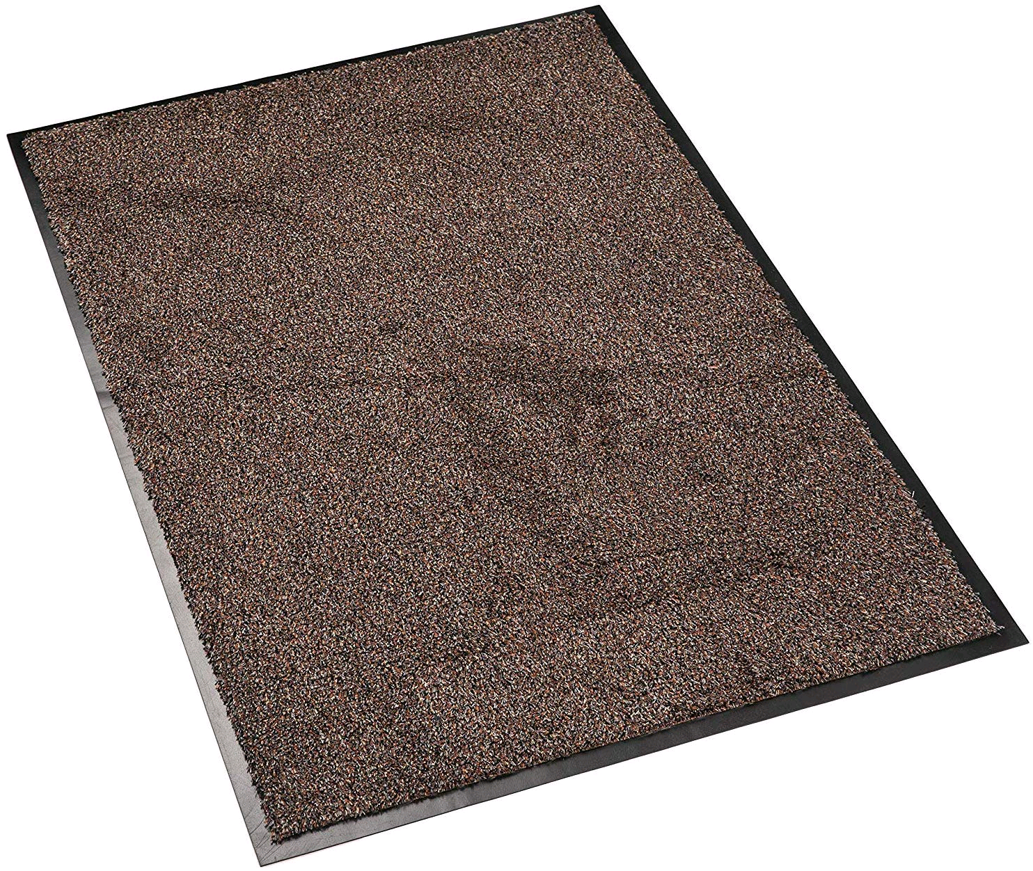 Dandy Washamat Doormat 80x50cm Copper Fleck William Armes Cotton with Vinyl/Rubber Backing