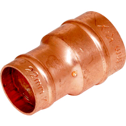 Copper Fitting Reducer 28mm x 22mm Solder Ring