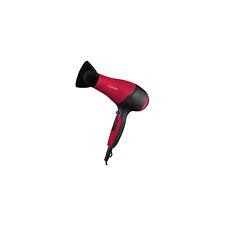CARMEN C80000R HAIR DRYER RED/BLACK 2200W SAVE £13