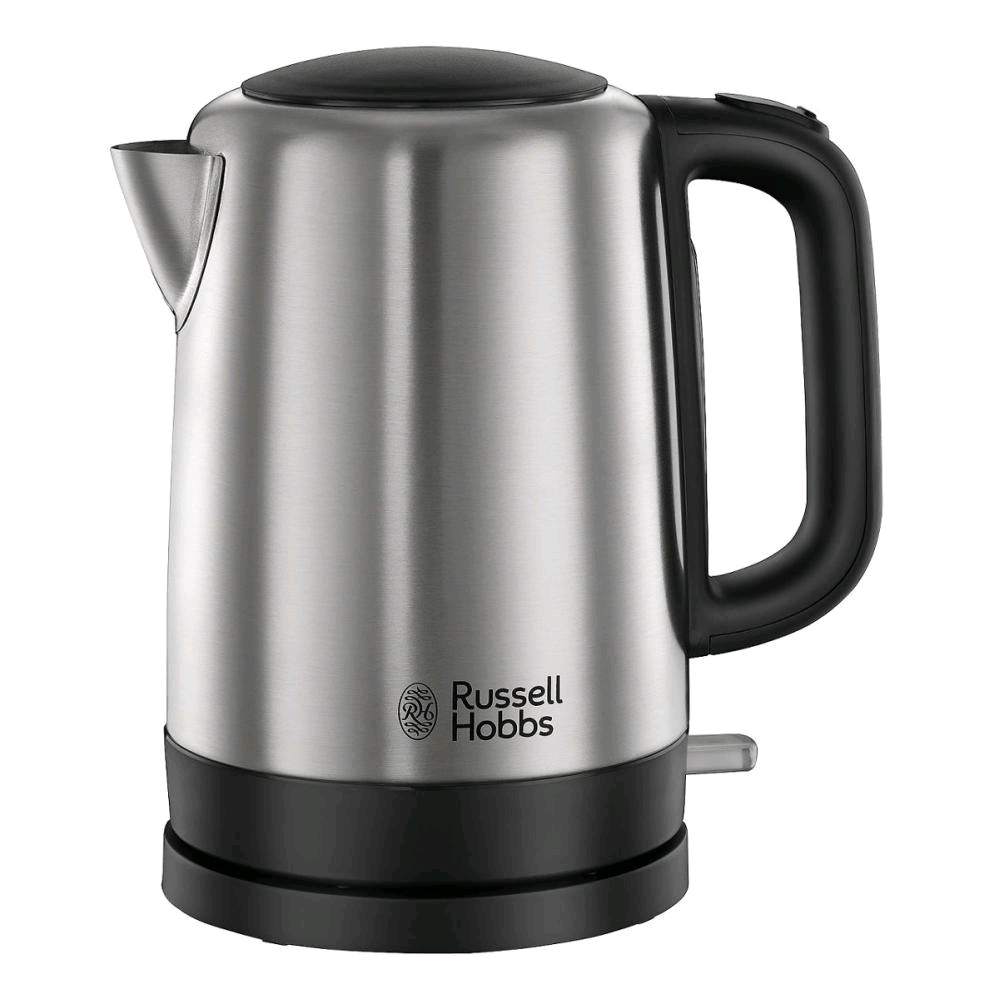 Russell Hobbs Canterbury Brushed S/S Kettle 1.7Ltr 3Kw