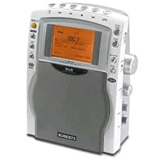 Roberts DAB FM Radio Mains Battery + Timed Record