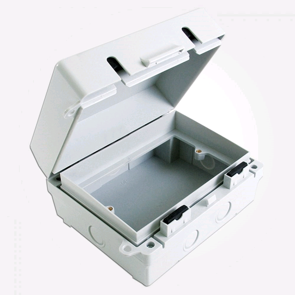 Eterna Twin IP65 Accessory Box