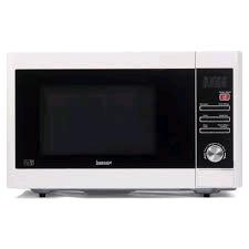 Igenix 30Ltr White Solo Microwave