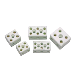 CED Porcelain Connector 15a 3Way