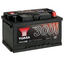 Yuasa 12V 71Ah 650A SMF Battery